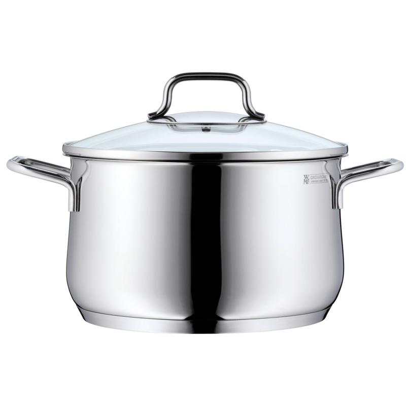 WMF Collier 20cm High Casserole with Cover Singapore