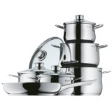 Best Rated Wmf Diadem Plus 6Pc Cookware Set