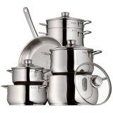 Price Comparisons Wmf Diadem Plus 7Pc Cookware Set