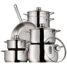 Cheapest Wmf Diadem Plus 7Pc Cookware Set