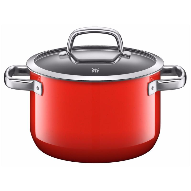 {Christmas Special} WMF NATURamic® 20cm High Casserole in Red Singapore