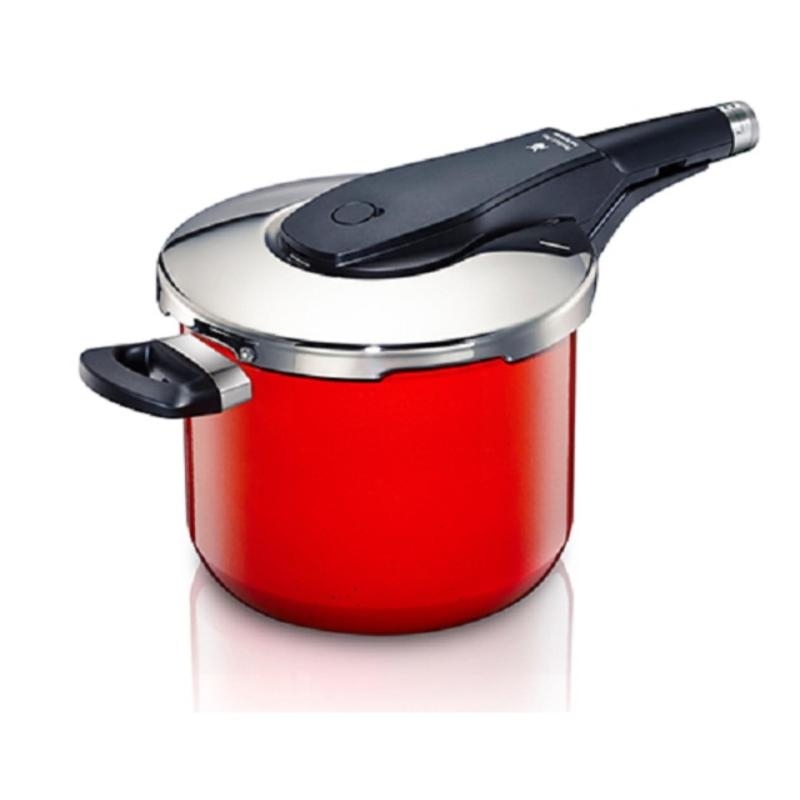 WMF Pressure Cooker Skt Perfect Rds Natur 6,5L Red  Singapore