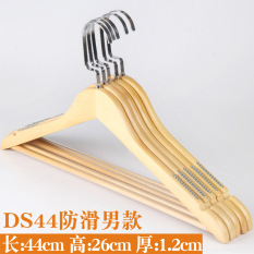 Best Reviews Of Retro Hotel Wardrobe Wooden Clothes Hanger Wood Hanger