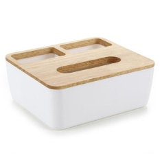 Wooden Home Room Car Hotel Tissue Box Wooden Cover Paper Napkin Holder Case Intl Online