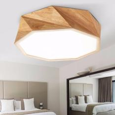 Woody Spiral Ceiling Light