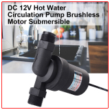 Best Xcsource High Quality Dc 12V Hot Water Circulation Pump Brushless Motor Submersible Te091