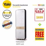 Price Yale Digital Lock For Metal Doors Ydr323Gn On Singapore