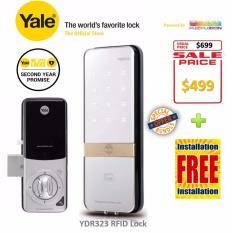 Best Rated Yale Digital Rfid Card Locks Ydr323