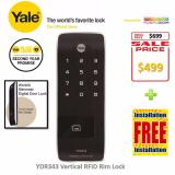 Buy Yale Digital Vertical Rim Lock Ydr343 Yale Original