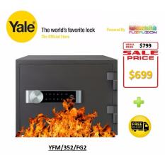Sale Yale Fire Safe For Documents Yfm 352 Fg2 Singapore Cheap