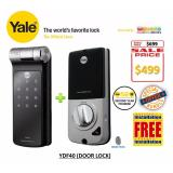 Brand New Yale Official Store Biometric Deadbolt Digital Door Lock Ydf40