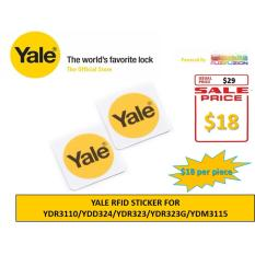Best Deal Yale Rfid Stickers With Yale Branding