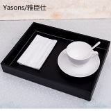 Discount Yasons Home European Style Hotel Creative Wooden Tea Tray Yasons