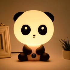 Ybc Cartoon Panda Night Light Eu Plug Sleeping Lamp Room Kids Bed Lamp Oem Discount