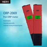 Top 10 Yieryi Hot Sold Lcd Digital New Type Red Pen Orp Ph Tester 1999 1999Mv Water Quantity Pool Tester Orp Meter Intl