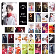 Youpop KPOP EXO LUHAN Reloaded I Album LOMO Cards K-POP New Fashion Self Made