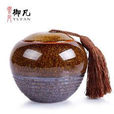Tie Guan Yin Ceramic Jar Green Tea Storage Tank Tea Pot For Sale Online