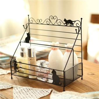 Buy Zakka G*Rl S Makeup Products Desktop Shelf Partition Oem Cheap