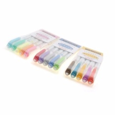 Zebra Mildliner Soft Color Double Sided Highlighter Marker 15 Color Full Set Pack Of 3 Unique Color Double Side Intl Price