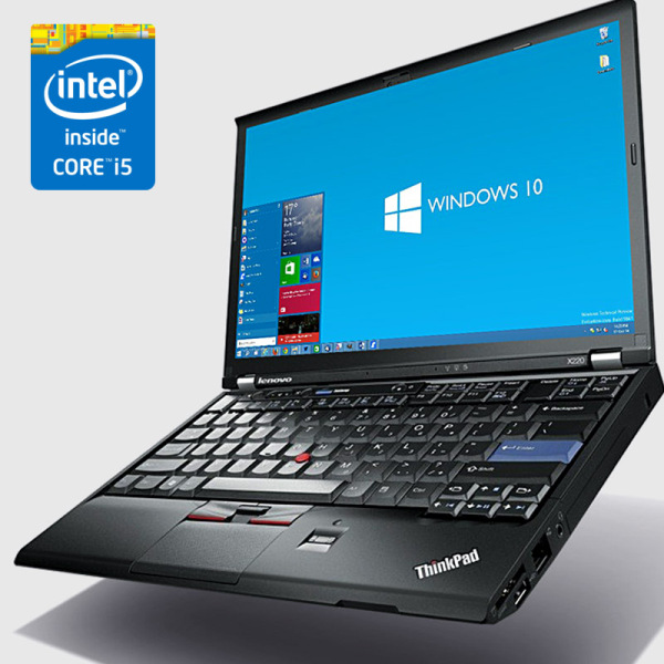 Lenovo Thinkpad x230 / Core i5/ 8GB Ram/ 500GB HDD/ Windows 10