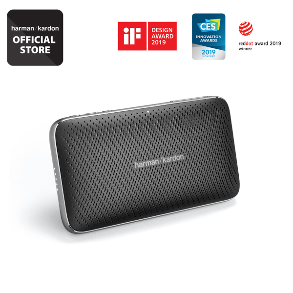 Harman Kardon Esquire Mini 2 Ultra-slim and portable premium Bluetooth speaker Singapore