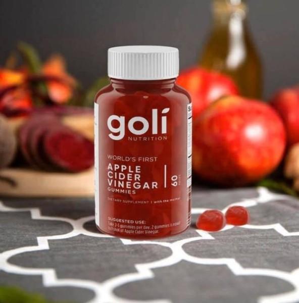 Buy Goli Apple Cider Vinegar Gummies, Local Authorised distributor, ready stocks Singapore