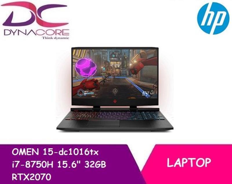 DYNACORE - OMEN by HP 15 dc1016tx i7-8750H 15.6 In 32GB DDR4-2666 SDRAM RTX 2070