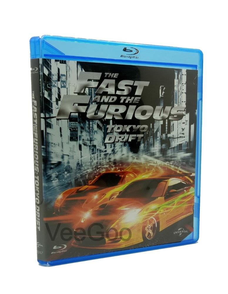 FAST AND THE FURIOUS:TOKYO DRIFT BD (NC16/RA)