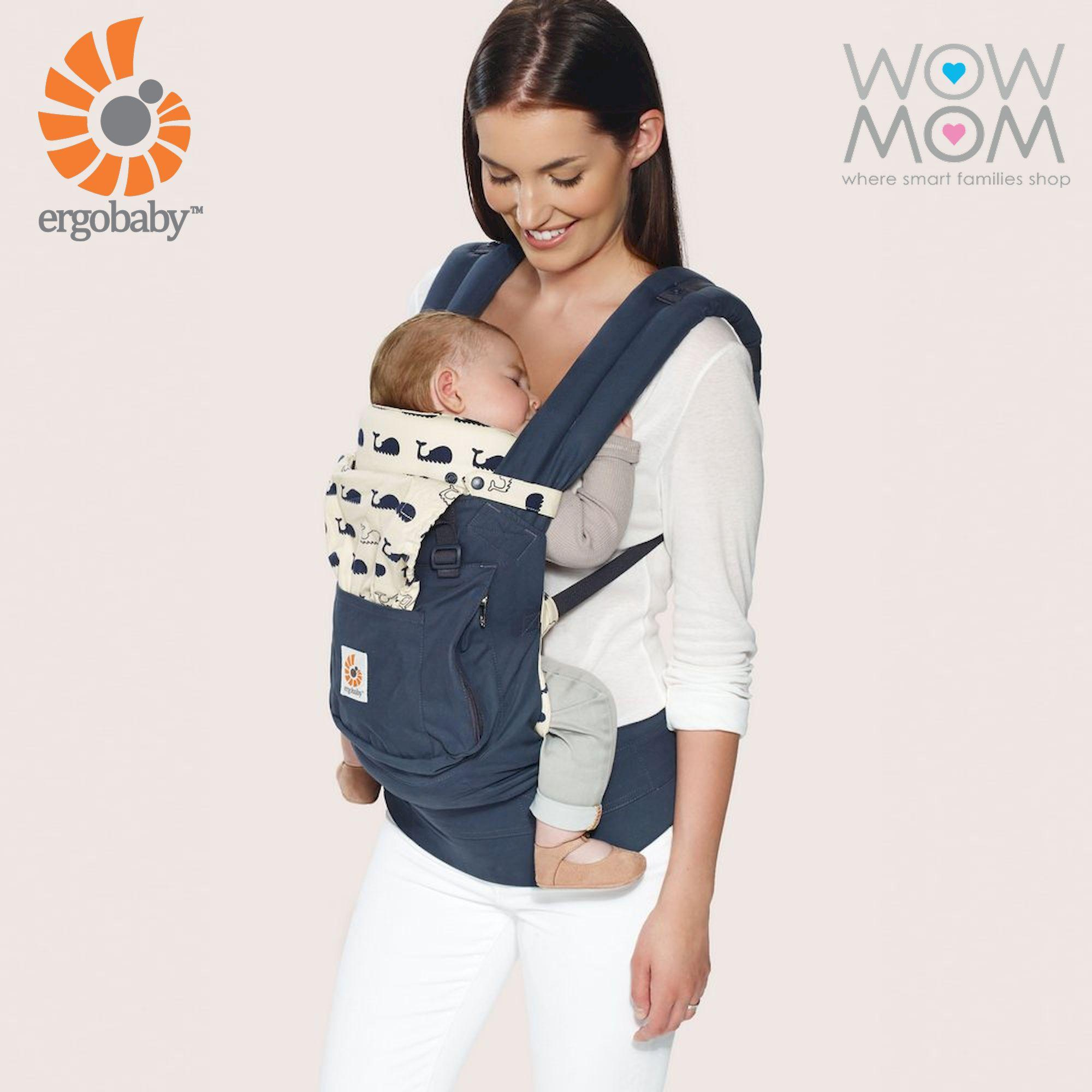 f88fafaace3 Ergobaby Original Carrier - Bundle Of Joy With Easy Snug Infant Insert