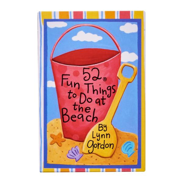 Chronicle Books 52 Fun Things To Do At The Beach