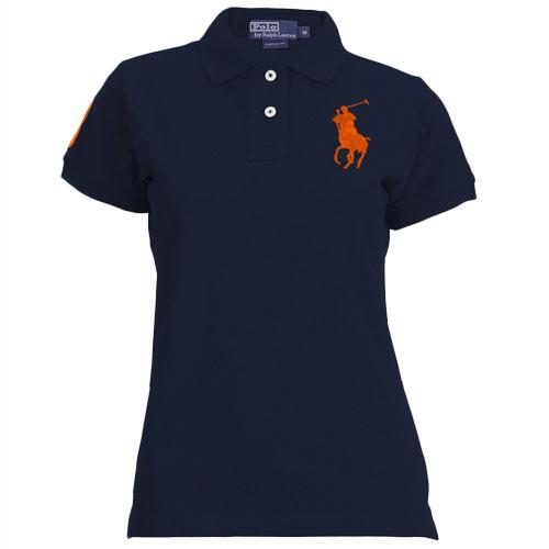 Polo Ralph Lauren Polo Shirt Med Custom Fit Light Blue With Yellow Pony Mesh Factory Direct Selling Price Clothing, Shoes & Accessories