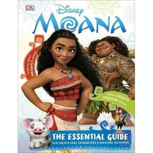 Disney Moana Essential Guide