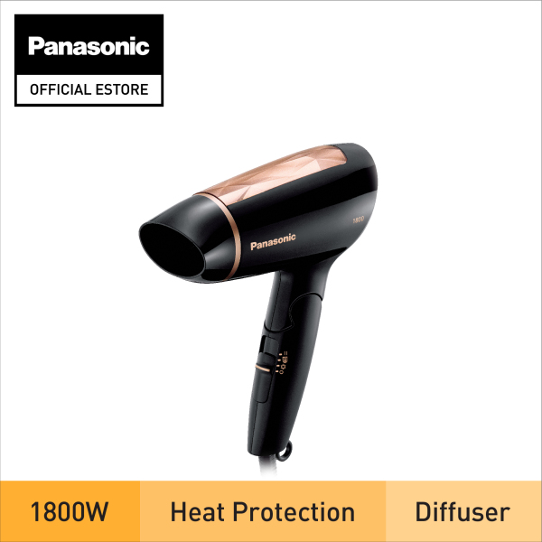 Buy Panasonic EH-ND43-K605 1800W Compact Hair dryer with diffuser Singapore