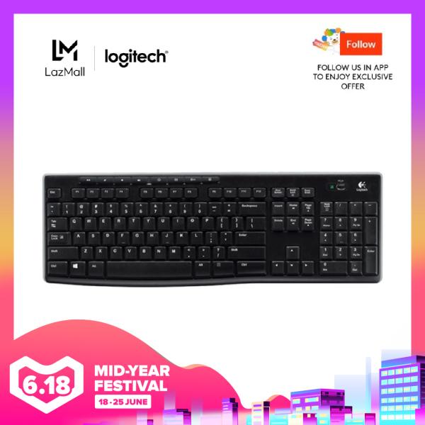 Logitech K270 Wireless Keyboard with Unifying