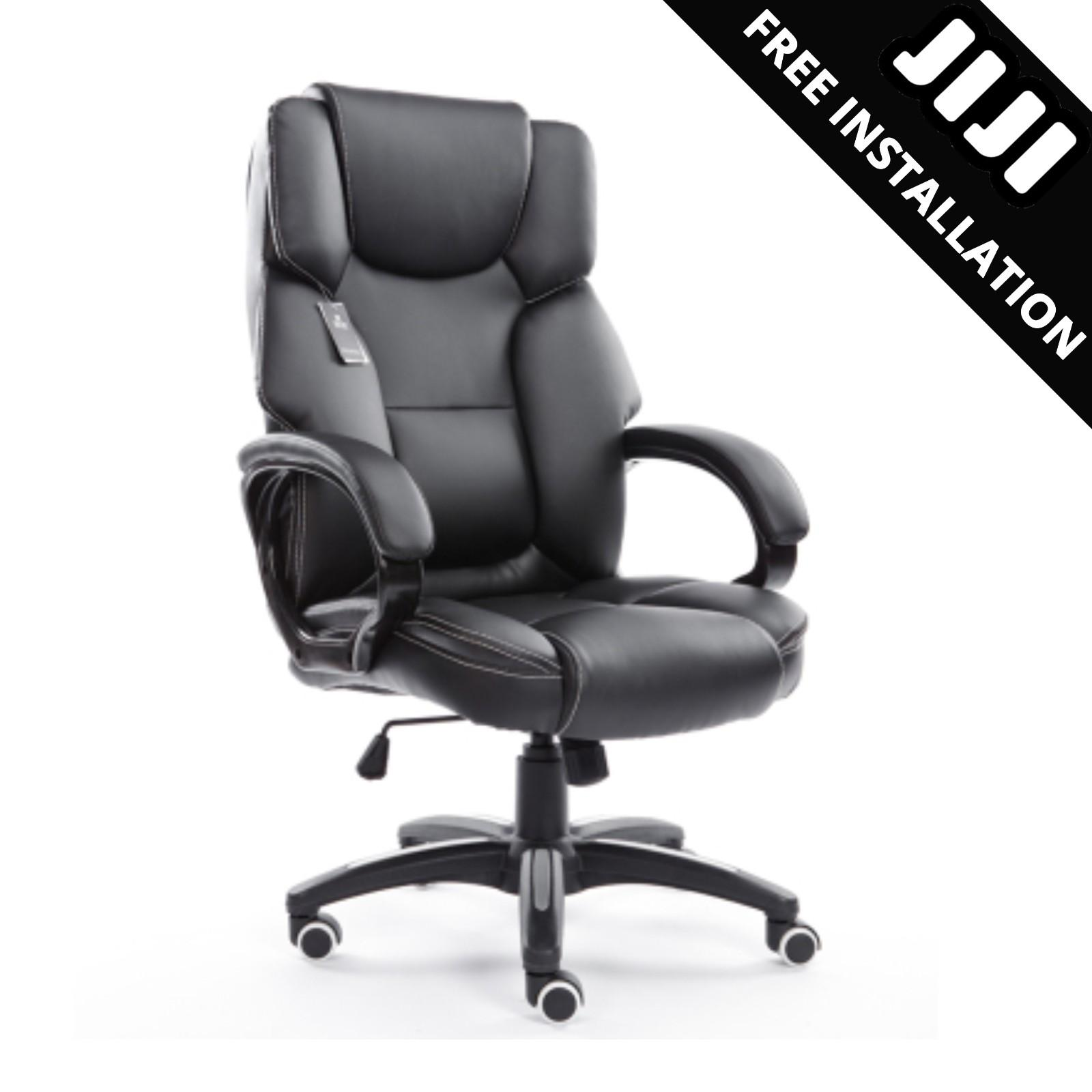 JIJI Dreamwave 8-Points Massage Office Chair (Free Installation) - Compact Massage Chairs ★Latest Technology ★Blood Circulation / Free 12 Months Warranty (SG) Singapore