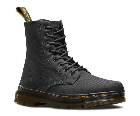Dr Martens Charcoal Extra Tough Nylon+rubbery 16607010 / Size:us Female8 /eu41 By Cashconverters.
