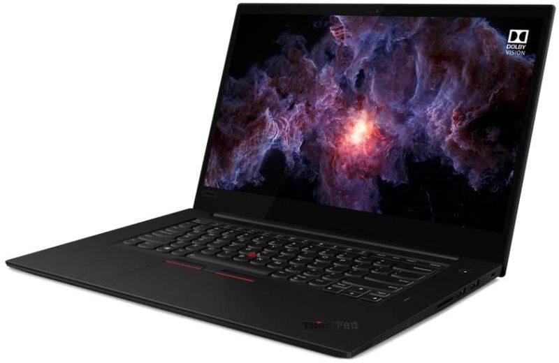 Lenovo ThinkPad X1 Extreme 2nd Gen 15.6 UHD 4K OLED (3840x2160) HDR 500 Display - Intel Core i7-9750H Processor, 16GB RAM, 1TB PCIe-NVMe SSD, NVIDIA GTX 1650 4GB, Windows 10 Pro 64-bit
