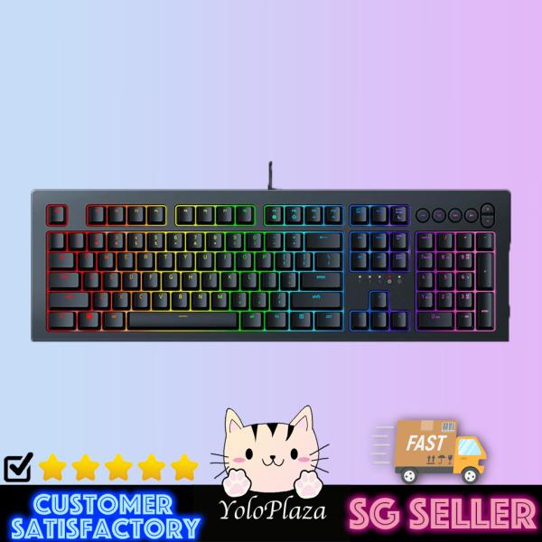 Razer Cynosa V2 Chroma RGB Membrane Gaming Keyboard Singapore