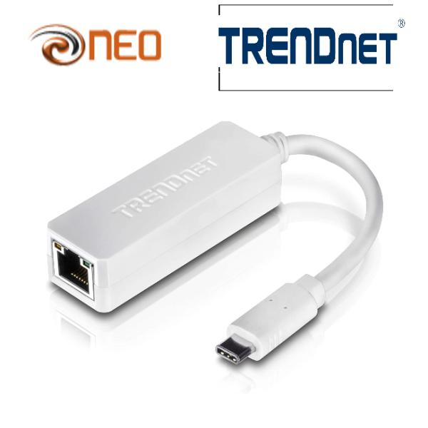 TRENDnet USB-C to Gigabit Adapter