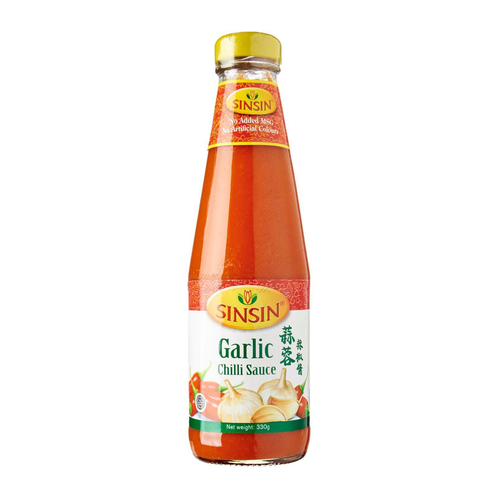 Sinsin Garlic Chilli Sauce