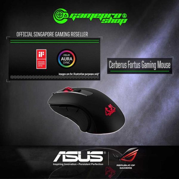 ASUS Cerberus Fortus Gaming Mouse - 90YH01H1-BAUA00 (2Y)