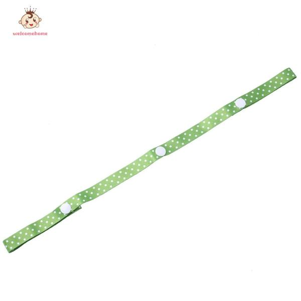 Toys Fixed Stroller Accessory Strap Holder Bind Belt Toy Anti-lost band (Green) - intl Singapore
