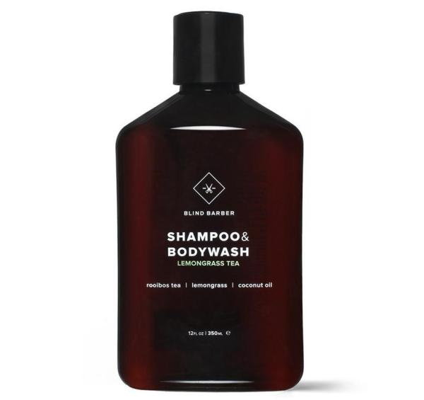 Buy Blind Barber Lemongrass Shampoo + {Bodywash}-SGPOMADES Singapore