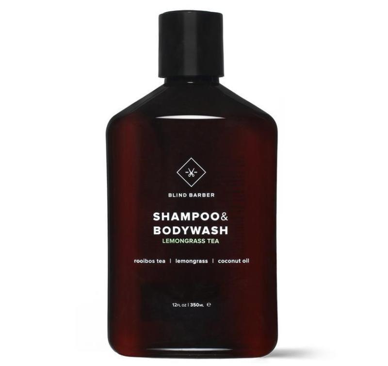 Buy Blind Barber Lemongrass Shampoo + {Bodywash}-SGPOMADES Singapore