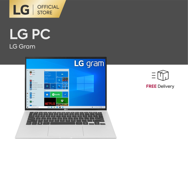LG 14Z90P-G gram 14.0 Laptop with 16:10 WUXGA IPS Display, 11th Gen Intel® Core™ (Certified Evo™ Platform) i5 Processor and Thunderbolt™ 4