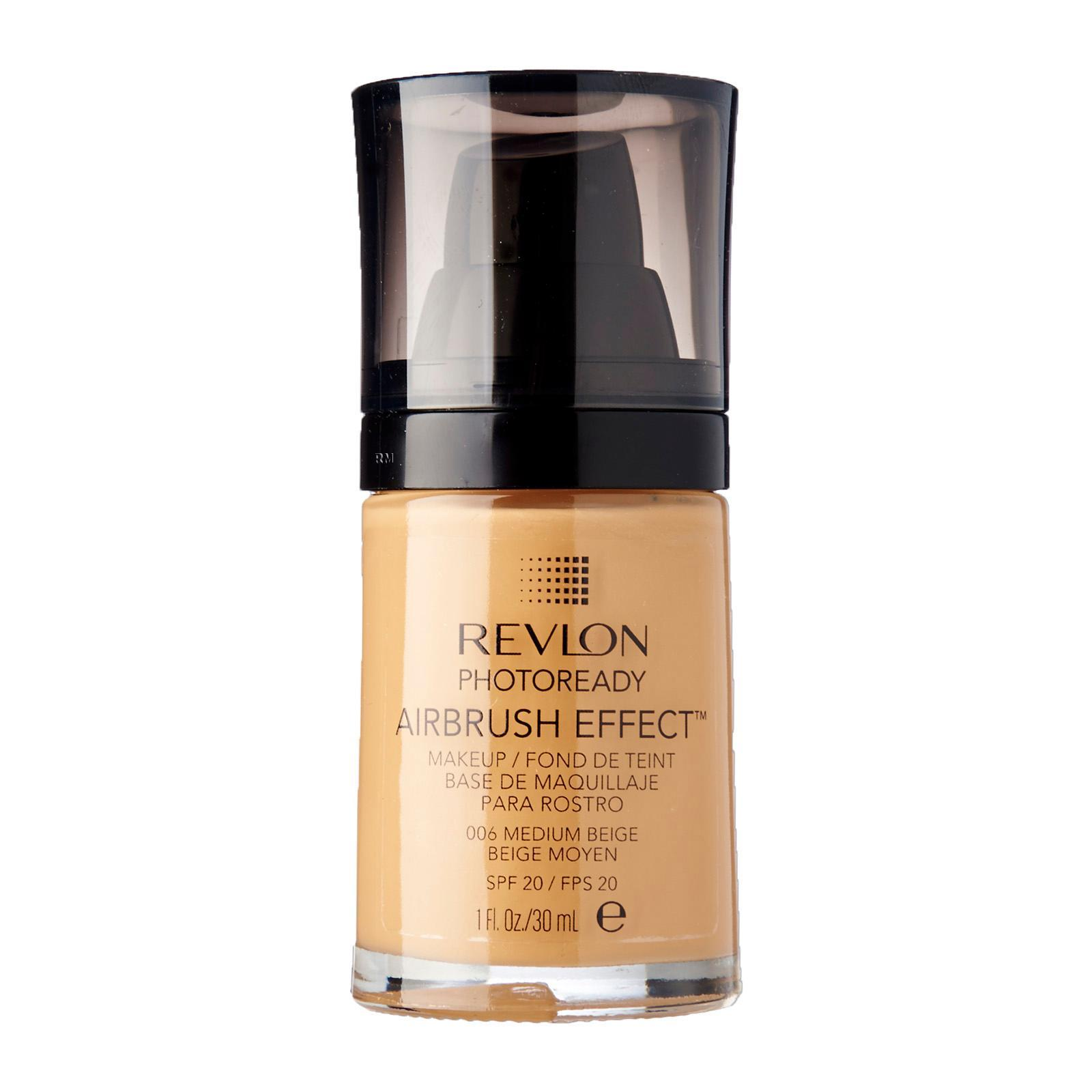 Revlon PhotoReady Airbrush Effect Foundation 006 Medium Beige
