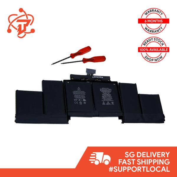 Original Battery for Macbook Pro Retina 15 inch A1398 Mid 2015 (Battery Model: A1618)