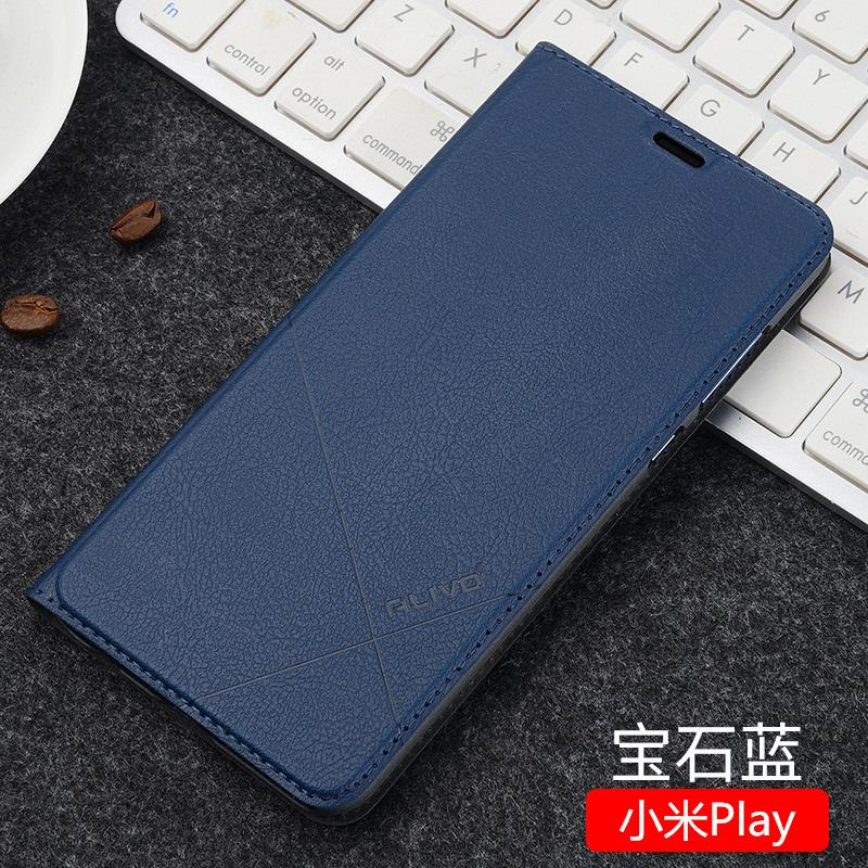 Xiaomi 8 Casing HP Xiaomi 8 Edisi Remaja Sarung HP Xiaomi play Casing Xiaomi 8se model buka tutup sarung kulit Meter 8 SE DISCOVERY versi Anti jatuh chasing luar mi8 Bungkus Penuh Hardcase pria PLAY wanita
