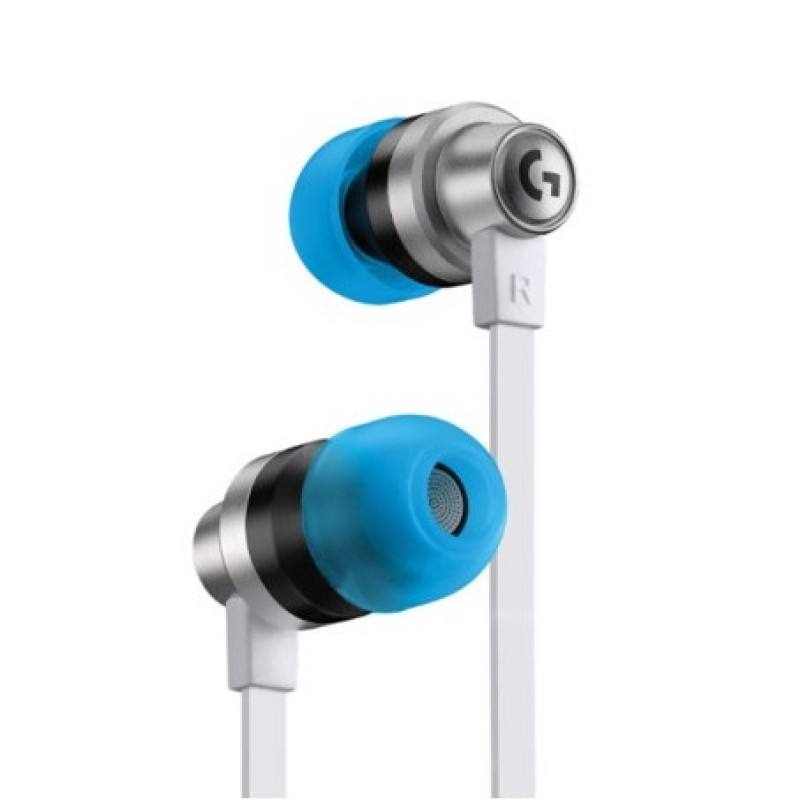 Logitech G333 K/DA Wired Gaming Earphones with Mic and Dual Drivers (USB-C & 3.5 mm Aux Connectors) Singapore