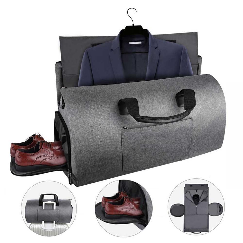 Coat Jacket Duffle Travel Luggage Bag (LLS1446) Singapore Seller + 100% Authentic.